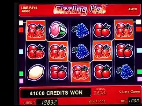 Novomatic Sizzling Hot Gaminator MAX bet