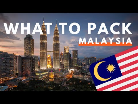 Things Not To Bring and To Bring To MALAYSIA ( FIRST TIMER ) 🇲🇾 ✈️