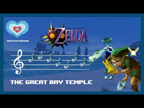 The Legend of Zelda Theory: Great Bay Temple