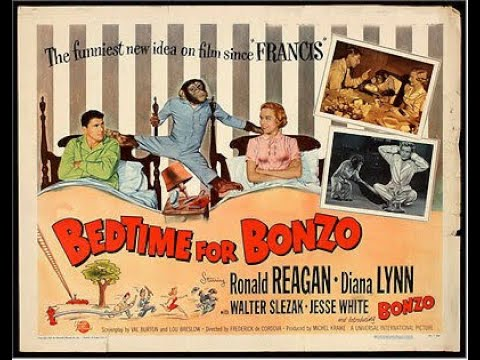 Bedtime for Bonzo is listed (or ranked) 8 on the list The Best Ronald Reagan Movies