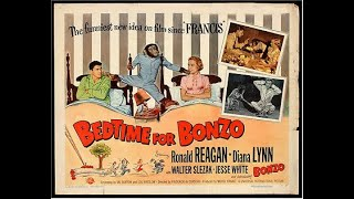 Bedtime for Bonzo 1951) Trailer