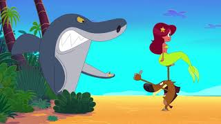 Зиг и Шарко | сборник | русский мультфильм | дети видео | мультфильмы |