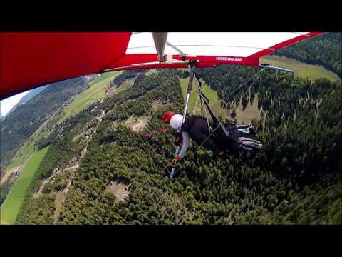 Hang Gliding Tandems in the Okanagan, BC, Canada