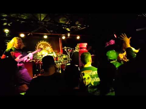 Psycroptic live @ Tom Cats West, Fort Worth TX  11-19-2015