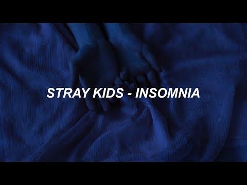 """Stray Kids """"INSOMNIA (불면증)"""" Easy Lyrics"""
