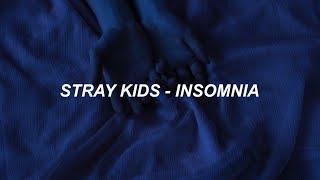 "Download Stray Kids ""INSOMNIA (불면증)"" Easy Lyrics"