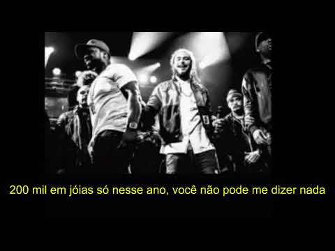 Post Malone & 50 Cent - Tryna Fuck Me Over (Legendado)