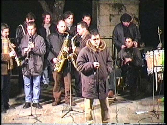 Gambatesa maitunat 1-1-1999 squadra Peppino Concettini