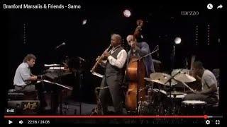 Branford Marsalis & Friends   -  Samo