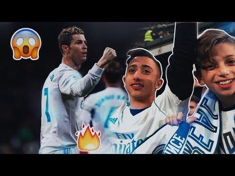 הייתי במשחק הכי טוב של ריאל מדריד השנה! (שלושער של רונאלדו)