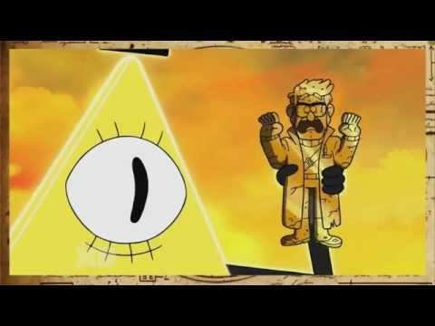 Gravity Falls: Weirdmaggedon - Ford's Death?