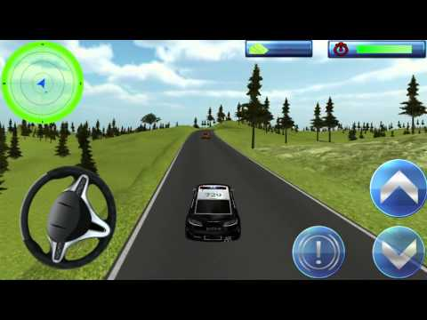 San Andreas Police Hill Chase - Android Gameplay