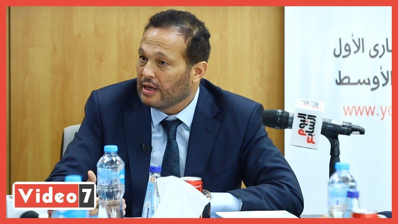 النائب محمد حلاوة: الرئيس السيسى زعيم عظيم والإخوان منبع الإرهاب