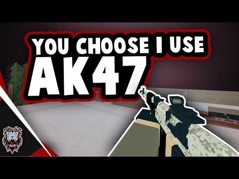 Phantom Forces - You Choose I Use (AK74) HOW GOOD IS IT REALLY?
