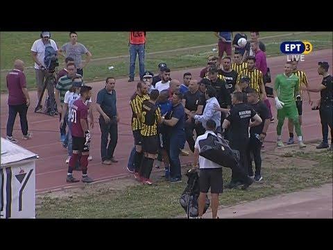 Αναγέννηση Καρδίτσας - Εργοτέλης 2-1 Στιγμιότυπα   Football League 32η αγ. {16.5.2018}