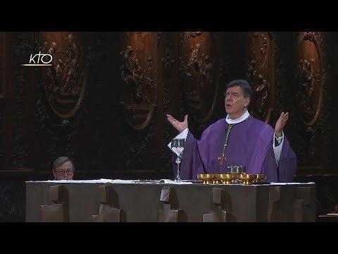 Messe du 18 février 2018