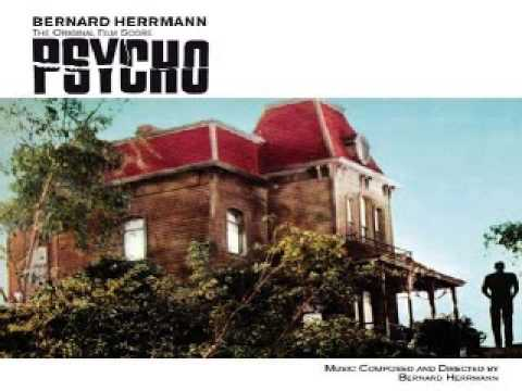 Psycho - Soundtrack - Full Album (1960)