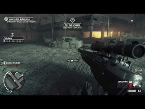 Homefront The Revolution - Lombard Strike Points
