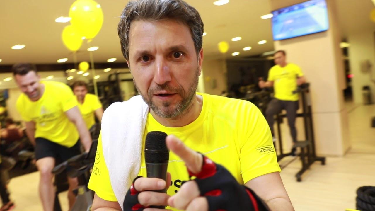 #LetsMoveForaBetterWorld Yellow Party 2019 - #MannequinChallenge by Pescariu Sports & Spa