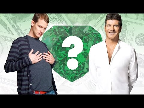 WHO'S RICHER? - Daniel Tosh Or Simon Cowell? - Net Worth Revealed!