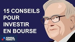 #Trading les Conseils de Warren Buffet [15 Conseils & Citations]