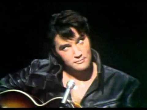 Elvis Presley - Spanish Eyes (with lyrics)
