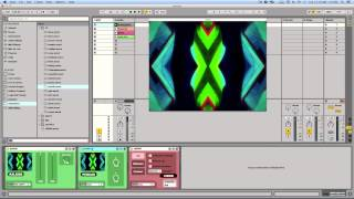 Ableton Live T&T - 11 - Playing Video in Session View & Video Drum Rack