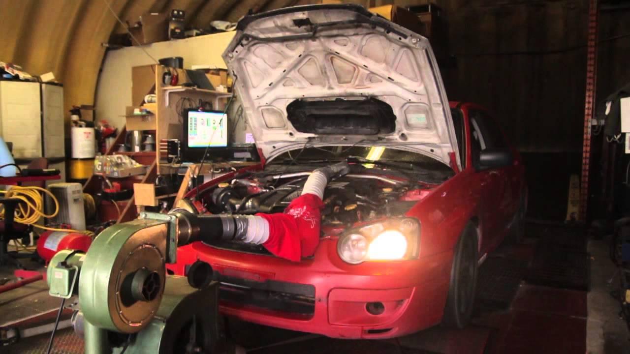 2005 Subaru Impreza Rs With Legacy Gt Swap Dyno Youtube