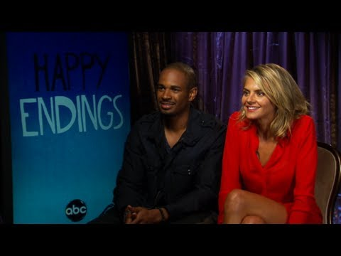 "Eliza Coupe Says Jane Is Going to Get ""Real Christian Grey"" on Happy Endings"