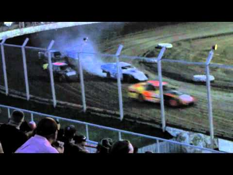 Kennedale Speedway Park Racing Highlights 10