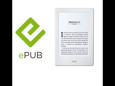How To Convert Epub Files To Kindle