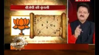 Prediction On Congress Party  And Bharatiya Janata Party  -----(samay) --26-4-2014