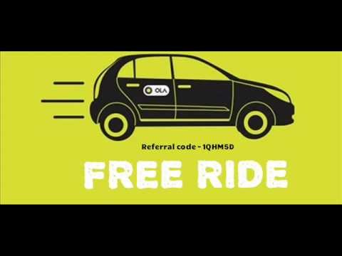 Thumbnail: Ola Cabs App Offer Rs.300 Free Ride