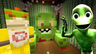 DAME TU COSITA'S SECRET DOOR TRAP! | Nintendo Fun House | Minecraft Switch [271]