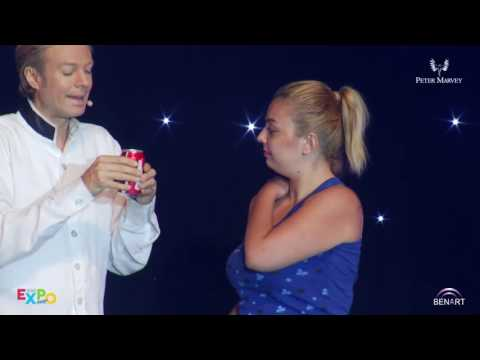PETER MARVEY - MAGICIAN WITHOUT LIMITS | EXPO 2016 ANTALYA