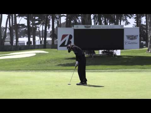 Jeremy (age 12) shoots 77 at World Golf Championship Pro-Am at Harding Park 4 /28/15