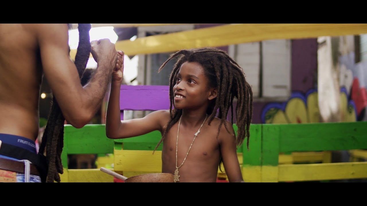 Raging Fyah - Rebel | Official Music Video