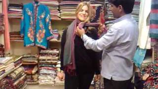 kashmir shawls www.nfcollections.com  ..
