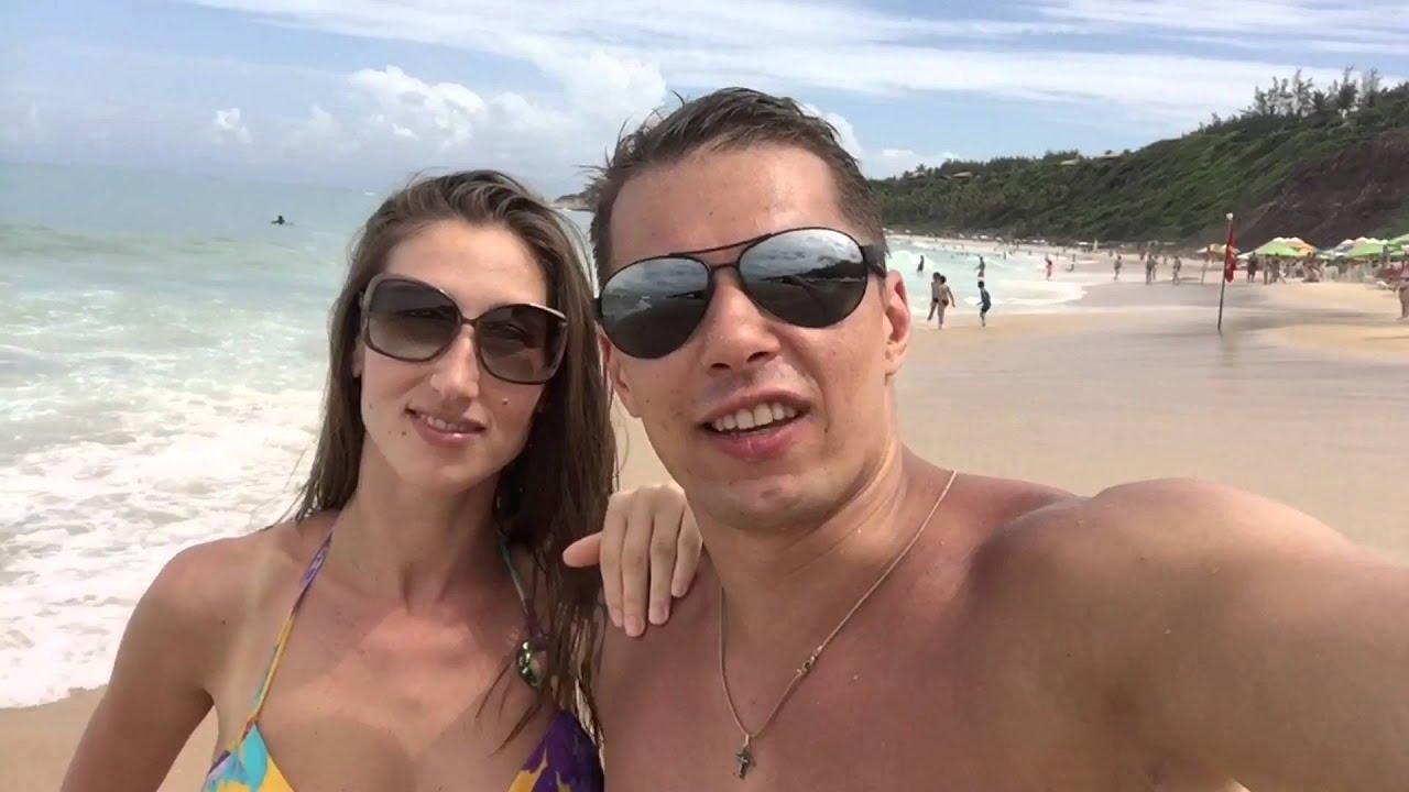 Бразилия, отдых в городе Пипа! Пляжи, серфинг, тренировки и много моей болтовни