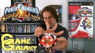 POWER RANGERS SUPER LEGENDS REVIEW - Game Galaxy