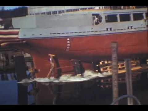 Shipyard Trailer (Bellingham Shipyards during WWII)