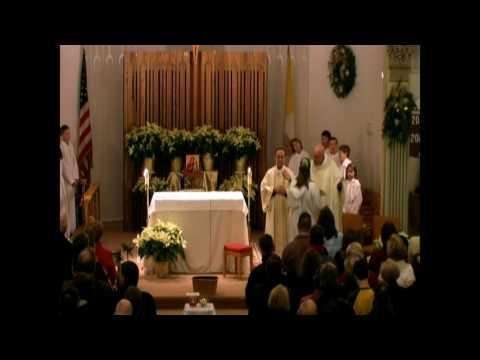 St. Ann's Christmas Eve  12-24-08