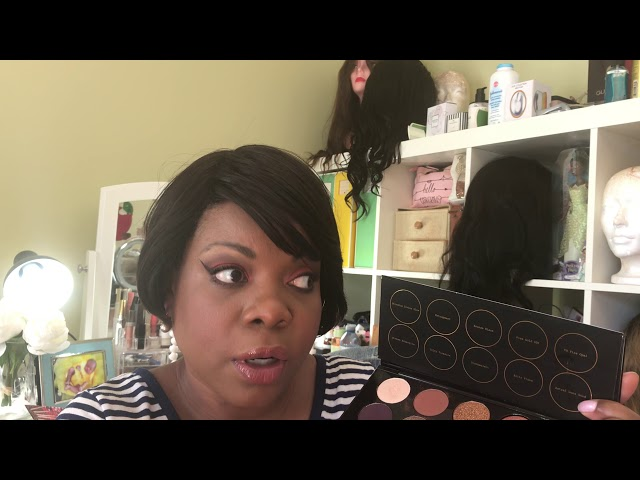PAT McGrath Mothership V Bronze Seduction - trying new makeup