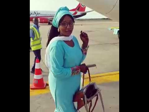 Download Expensive Live of Maryam Gidado Video Latest