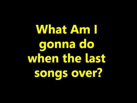 JLS-The Last Song with lyrics