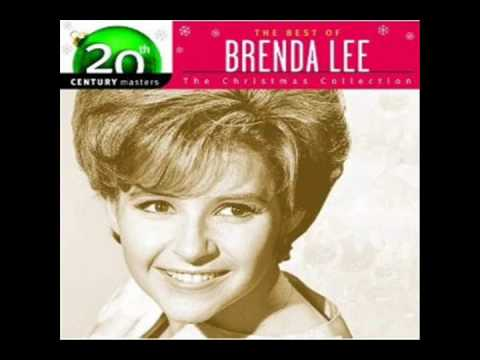 Rockin Around the Christmas Tree - Brenda Lee - HD Audio