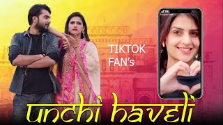 Unchi Haveli | Pranjal Dahiya Renuka Panwar Aditya Kalkal | Fan Video - Latest Haryanvi Song 2019