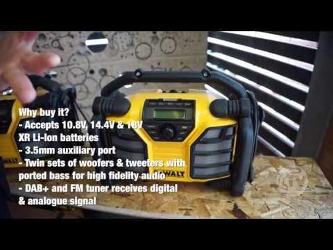 Акумулаторно радио DeWALT DCR017 #is4WcZpOu_w