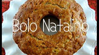 Bolo Natalino - por Bem Vindos a Cozinha | Receita 16