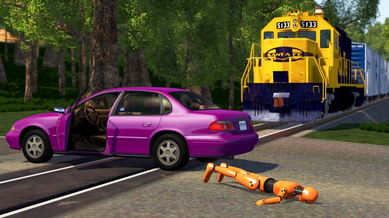 Download Crash Test Dummy's Bad Day 3   BeamNG.drive